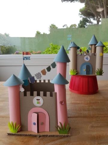 manualidades para niños con cartulina artisticas