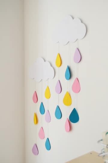 manualidades con papel craft decorativas