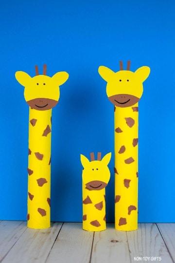 manualidades con papel craft para niños