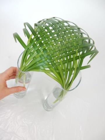 manualidades con hojas de plantas divertidas