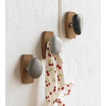 manualidades con piedras de mar para la casa
