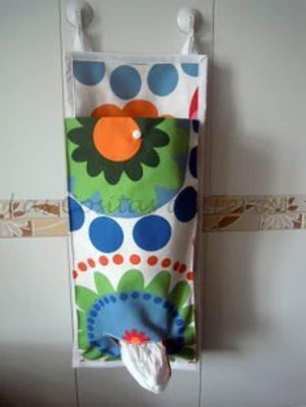 Manualidades con restos de telas para la casa sencillas