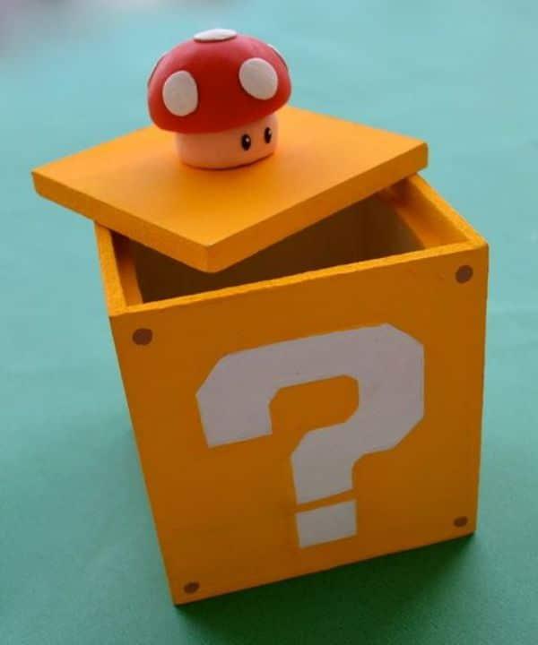 cajas decoradas para niños regalo