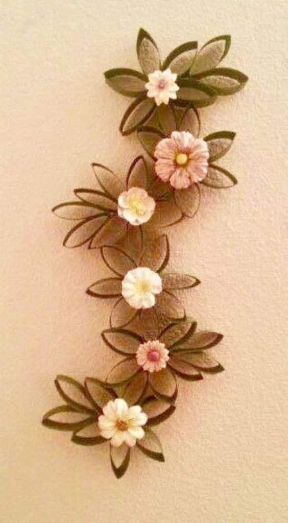 manualidades con cono de confort para decorar