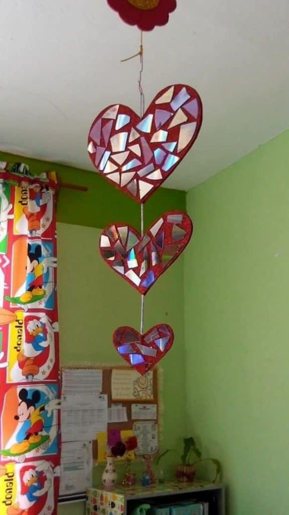 manualidades de amor y amistad para el jardin de infancia