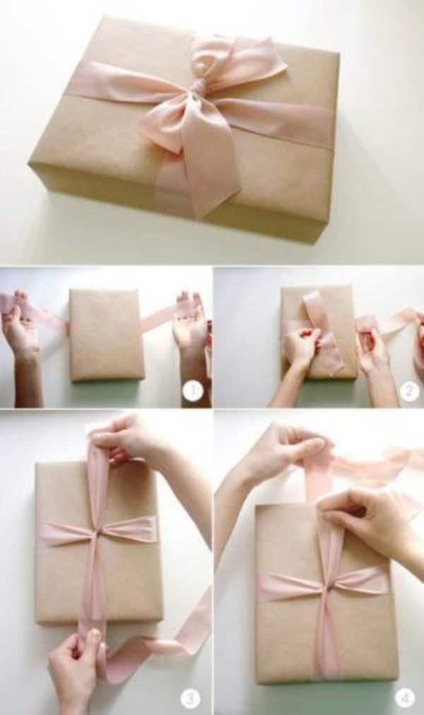 manualidades con papel kraft ideas