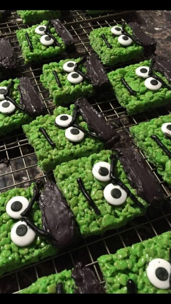 manualidades para fiesta de hulk horneadas