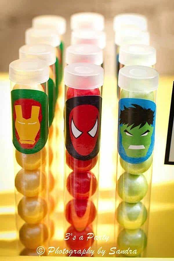 manualidades para fiesta de hulk sencillas