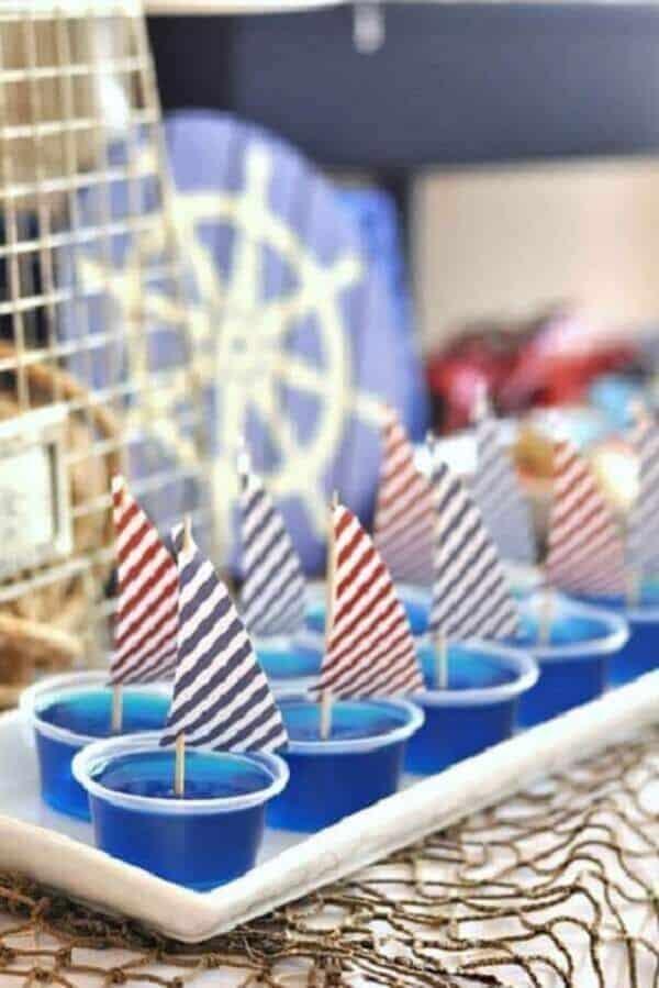 manualidades para fiesta de marinero faciles