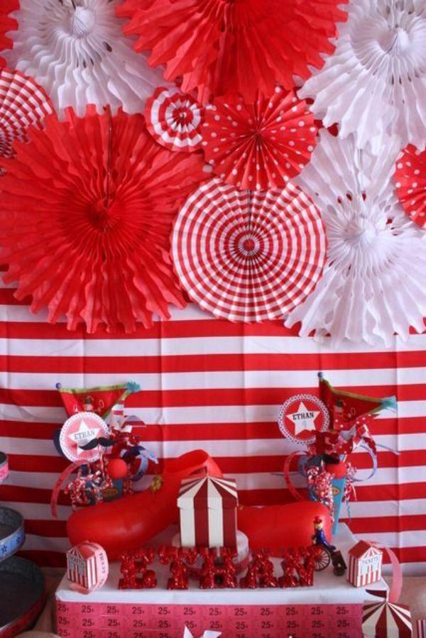decoracion por fiestas patrias peru en casa