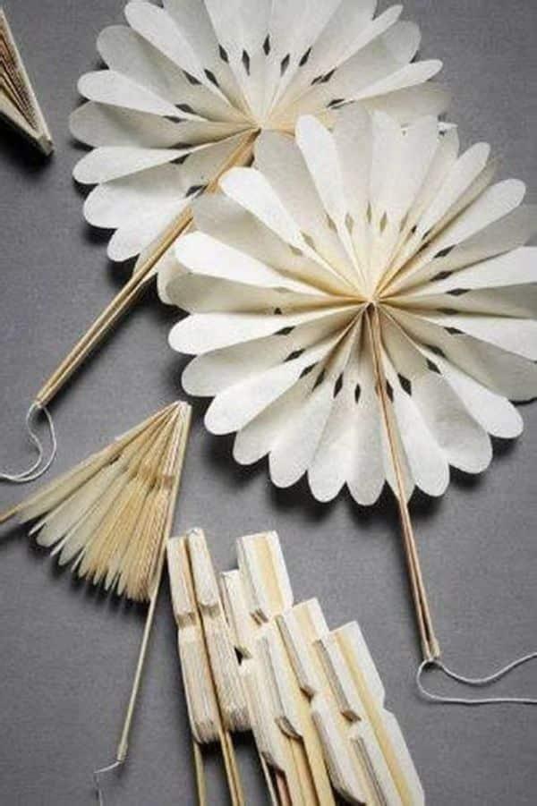 manualidades con papel glase para decorar