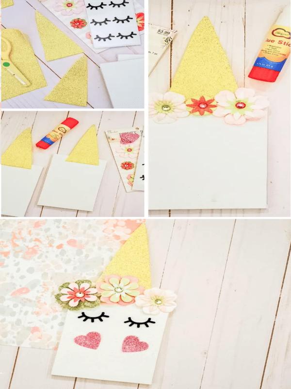 decorar cuadernos unicornio vender