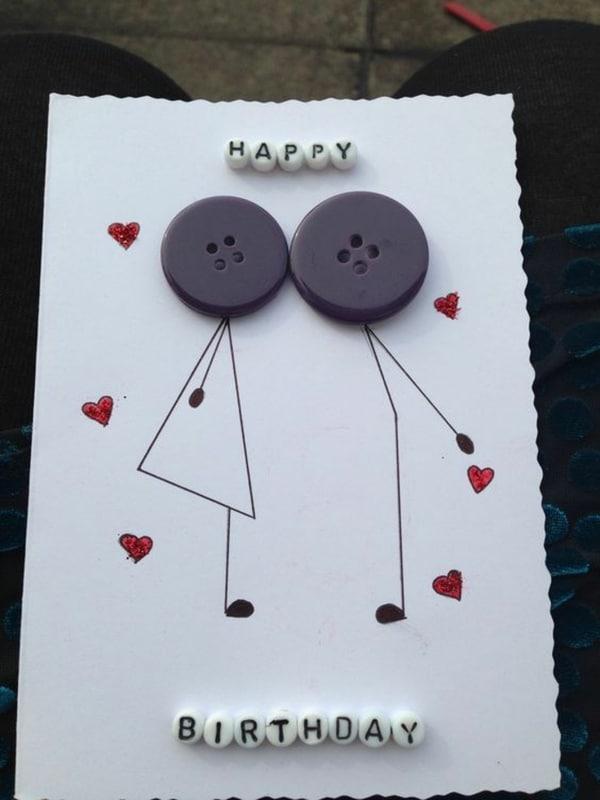 tarjetas para san valentín hechas a mano